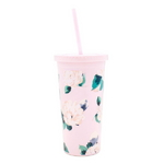 sip sip tumbler with straw - lady of leisure