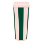 Hot stuff thermal mug - beverly stripe