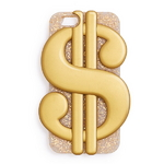 Silicone iphone 6 6s case - cash money