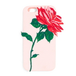 silicone iphone  6 6s  case - will you accept this rose