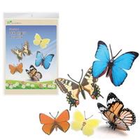 나비 5종 만들기 - DIY 페이퍼크래프트