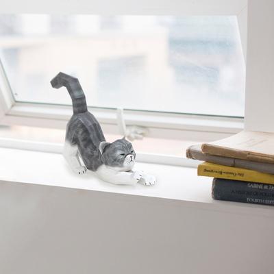 페르시안 고양이 DIY 페이퍼토이 만들기