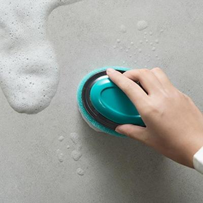 손잡이스펀지 청소솔 브러쉬 세면대 화장실 욕실