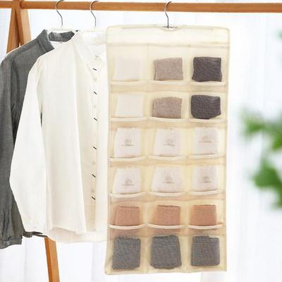 옷걸이형 속옷정리함