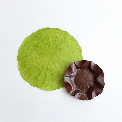 Flexible 한지 연잎 트레이