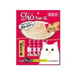 이나바 고양이 챠오츄르 참치 조갯살맛 14gx10개입