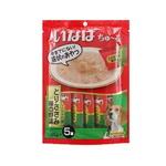 이나바 강아지츄루(녹색야채) 25gx5개입