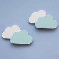구름 메모잇