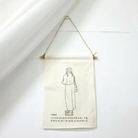 나만의 가랜드 패브릭 포스터 만들기 DIY 세트
