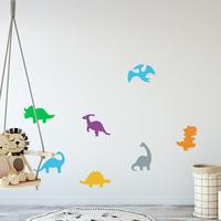 아이방 벽면꾸미기 공룡 데코스티커
