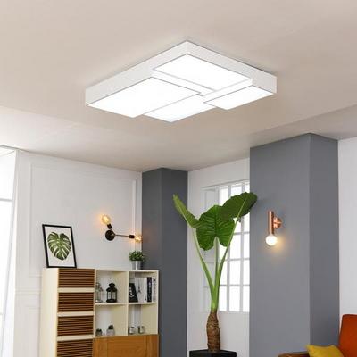 지그재그 LED 165W 국산 가정용 거실등 형광등