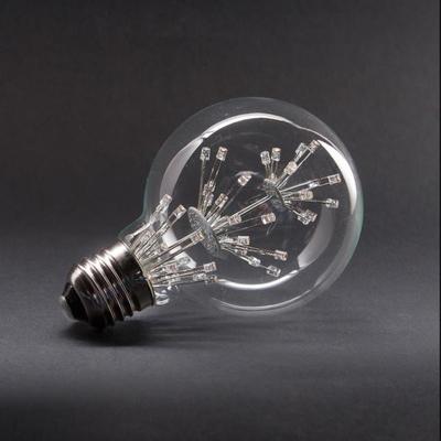 포커스 G80 LED 2W 에디슨 눈꽃 램프