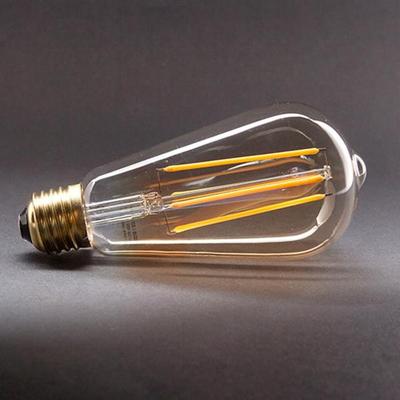 포커스 COB ST64 LED5W 에디슨 램프(벌브타입)