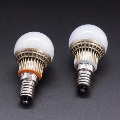 포커스미니 클립톤 LED 4.5W(투명,불투명)E14,E17