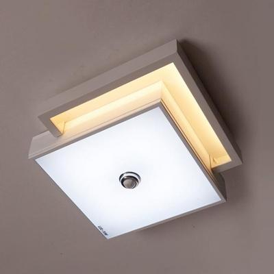 더블 LED 25W 현관 센서등, 직부등