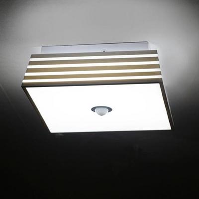 포스 LED 15W 현관 센서등