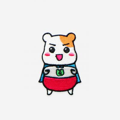 에비츄 와펜 뱃지_에비츄맨1