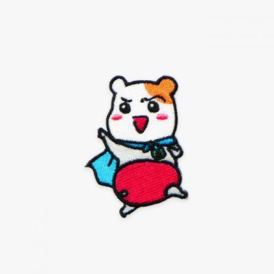 에비츄 와펜 뱃지_에비츄맨2