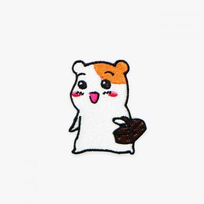 에비츄 와펜 뱃지_소풍가츄