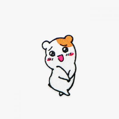 에비츄 와펜 뱃지_행복해츄