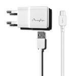 ANG 2.1A C타입 가정용 USB 충전기 핸드폰 충전기