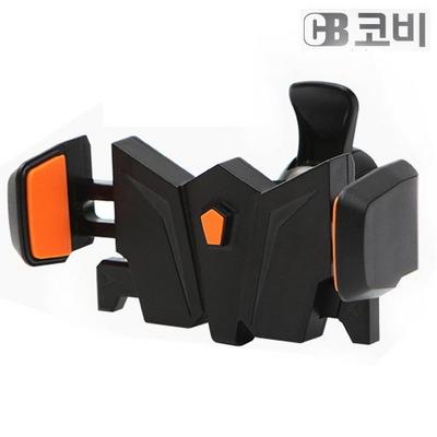 코비 차량용 원터치 송풍구 거치대 360회전 JHD369