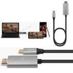 TG C타입 to HDMI 케이블 4K 스마트폰 노트북 호환 2M