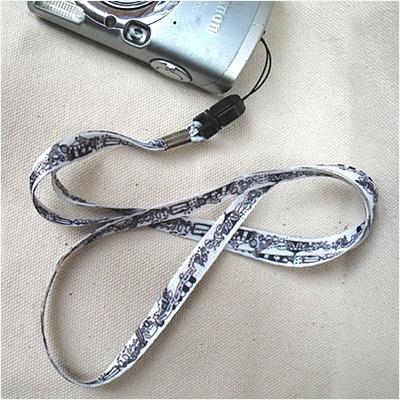 neck strap-circus