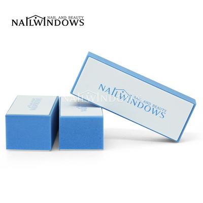 네일윈도우 퀵샤인 사각블럭(블루)1P