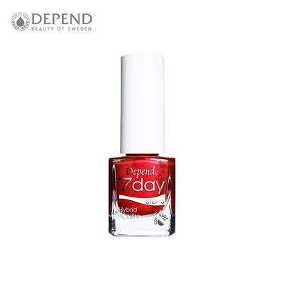 Depend 디펜드 7day폴리쉬 Wild_Free 7107(5ml)