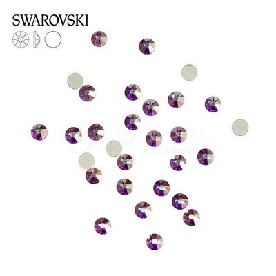 스와로브스키 라운드 오로라AB(SS3-SS48)
