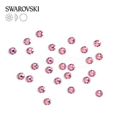스와로브스키 라운드 라이트로즈(SS9-SS20)