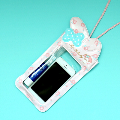 마이멜로디 스마트폰 방수팩