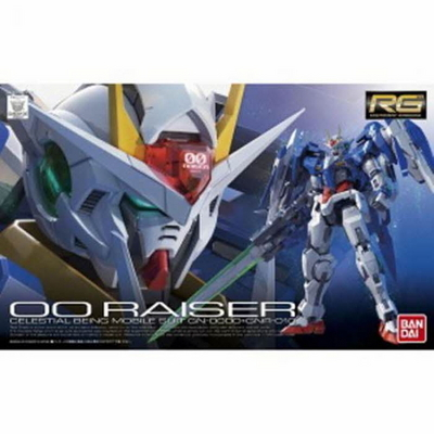RG 018 GN-0000 GNR-010 OO RAISER  더블오 라이저