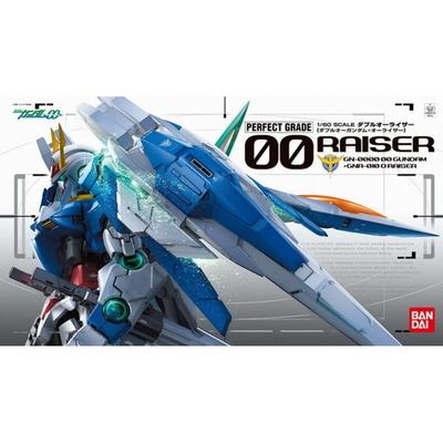 PG 012 GN-0000 00 RAISER  더블오 라이저