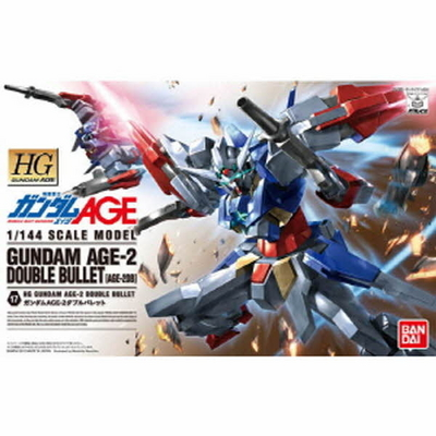 HGAGE 017 Gundam AGE-2 더블블렛