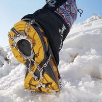 국산 16P 스텐레스 체인아이젠 겨울등산 눈길 필수