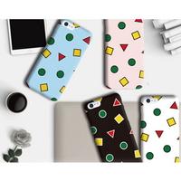 파자마 잠옷 패턴 하드 케이스 - 갤럭시용