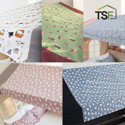 DK 하우스 침대전용 지붕