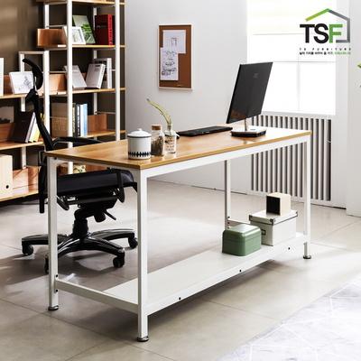 TS-02 LPM 책상 1500x600 철제 컴퓨터 사무용 게이밍 데스크