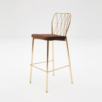 G 스노우 바 골드체어 식탁의자 카페 인테리어의자