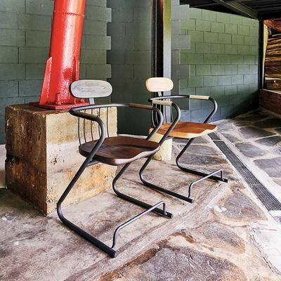 G 보트 철제 인테리어 식탁 카페의자