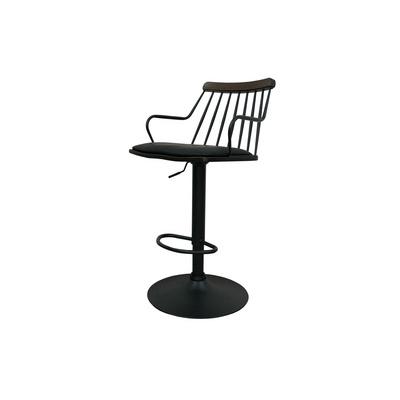 I 레이스 블랙 바체어 인테리어 의자