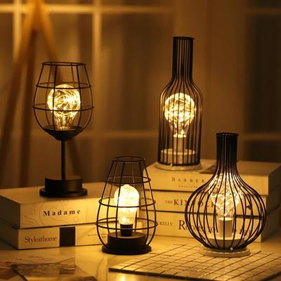 IB 북유럽풍 바 카페 장식 LED등 4종