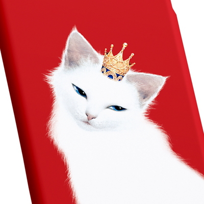 고양이 일러스트케이스 - 릴리
