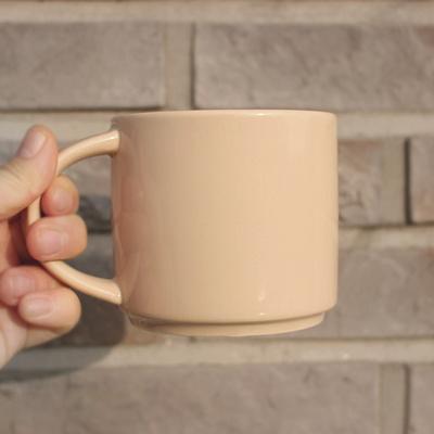 모던 대용량 큰 머그컵 카페 빅 루미 머그잔(450ml)
