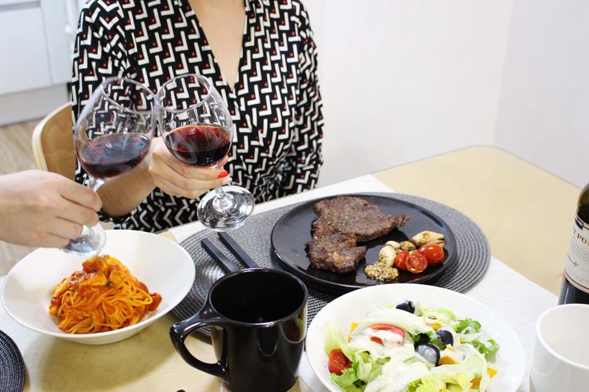 북유럽 모던 원형 메인요리 접시 모음전 - 황공방, 40,000원, 접시/찬기, 접시