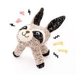 반려동물 장난감 헙스 멜란지 토이 라쿤
