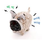 반려동물 장난감 헙스 멜란지 토이 볼 강아지(코블랙)