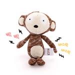 반려동물 장난감 헙스 멜란지 토이 원숭이